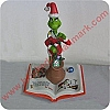 A Grinchy Disguise - Dr Seuss Figurine Collection