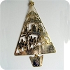 1986 Hall Family Ornament, On Card