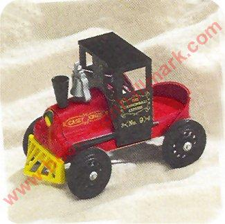 1961 Garton Casey Jones Locomotive -Table Top Kiddie Car