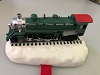 2008 Lionel Crown Express Stocking Hanger
