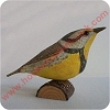 Meadowlark, Bastin Birds At My Window figurine