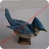 Blue Jay - Birds at my Window figurine