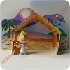 Peanuts Nativity - Perfect Angel - Peanuts Gallery Figurine