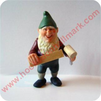 1987 The Toymaker Elves, HANS - Figurine