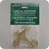4 Special Hangers - each holds 3 mini ornaments