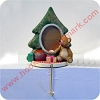 Christmas Tree Photoholder - Stocking Hanger