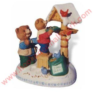 2001 Bearing Brunch Figurine - by Ed Seale