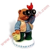 2002 Bear Watching Figurine by Ed Seale