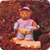 Mr. Repair Bear - Tender Touches Figurine