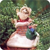 Santa in Chimney - Tender Touches Figurine