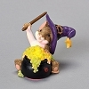 2019 Charming Tails - Brewing Up Some Fun Lighted Halloween Figurine - Just Arrived
