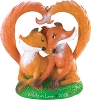 2015 Wildly in Love - Carlton Ornament