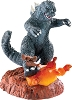 2015 Godzilla - MAGIC Am Greetings Ornament -