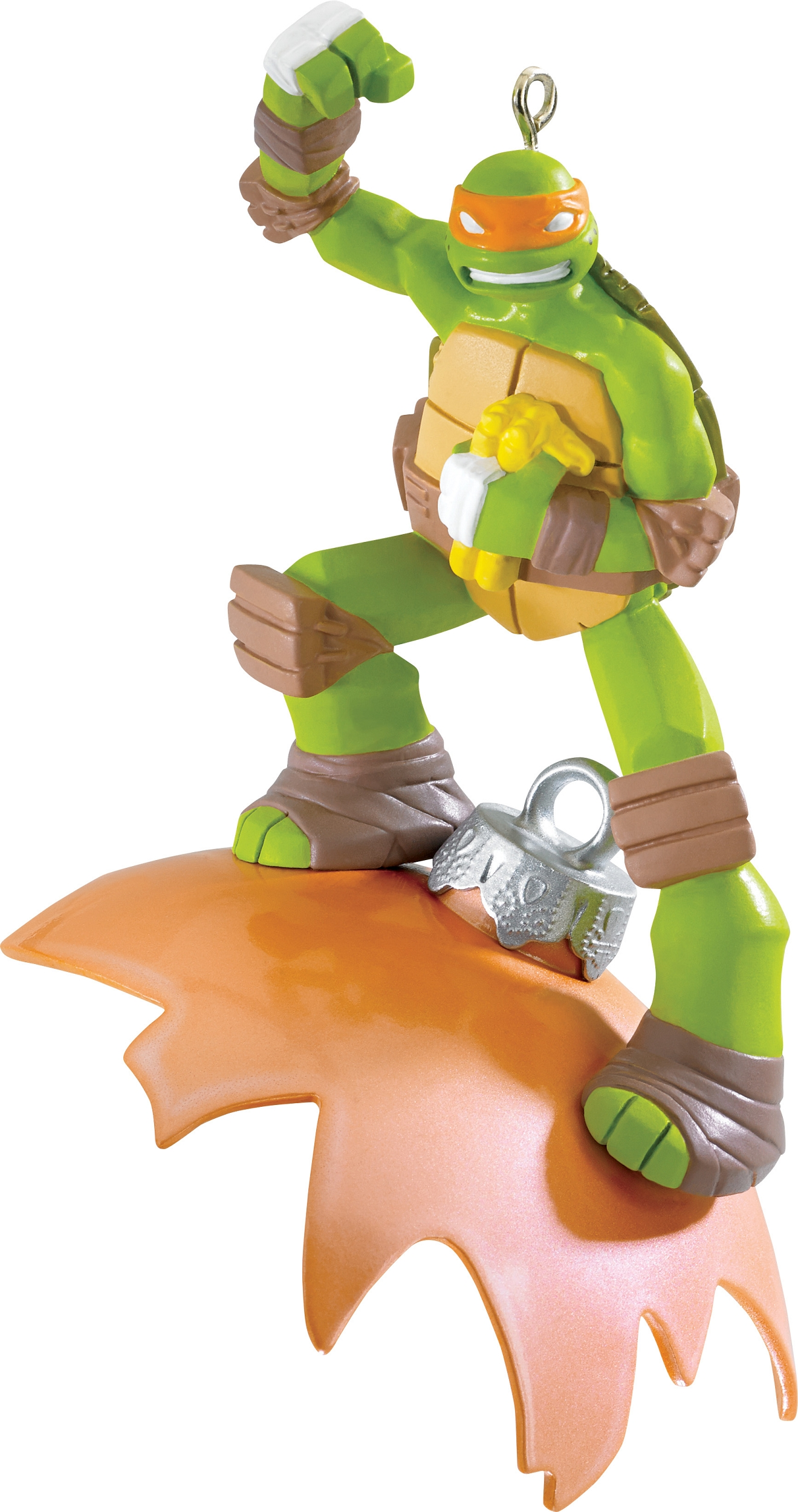 2015 Michelangelo, Teenage Mutant Ninja Turtles Christmas Ornament ...