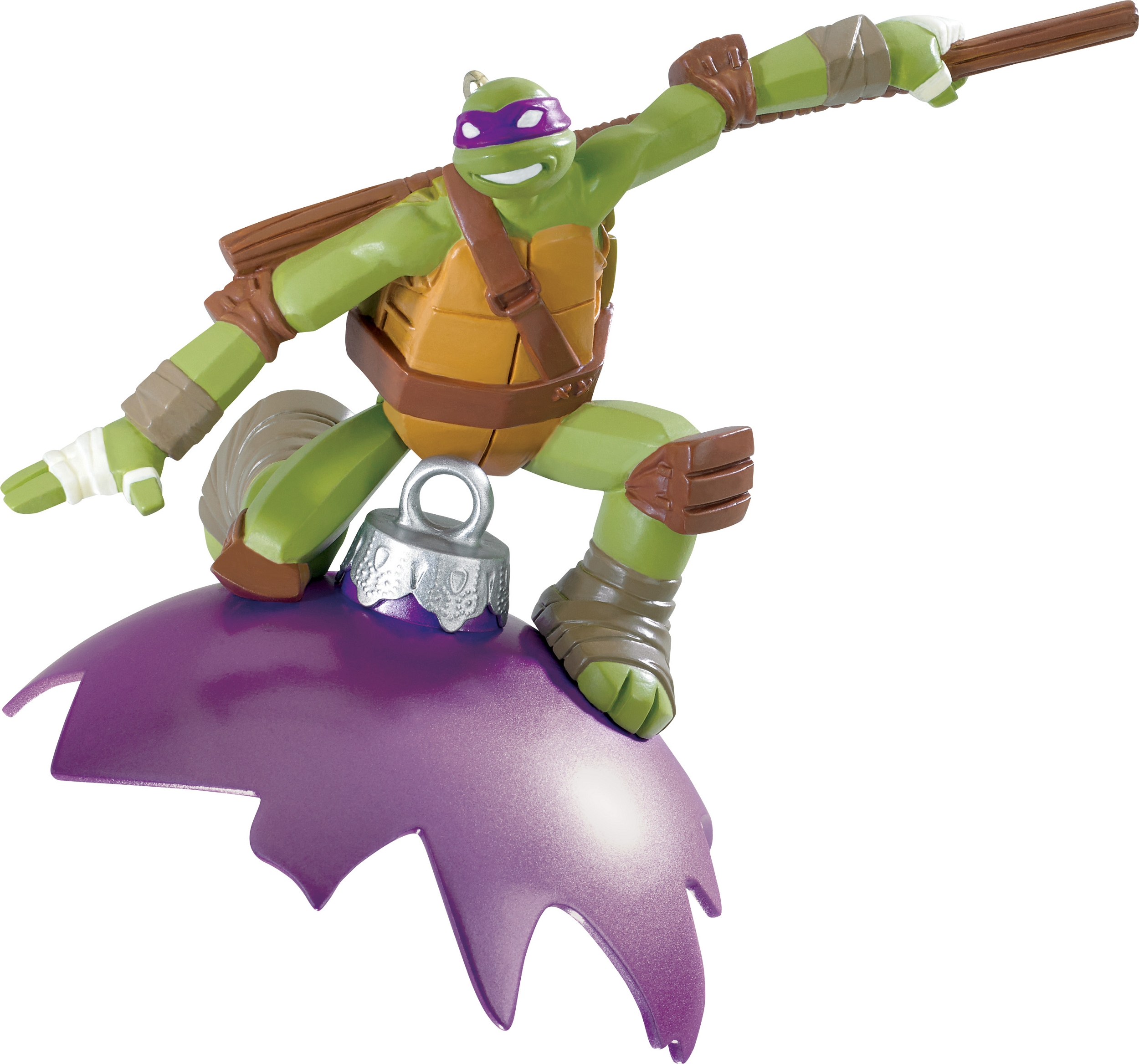 2015 Donatello, Teenage Mutant Ninja Turtles Christmas Ornament ...