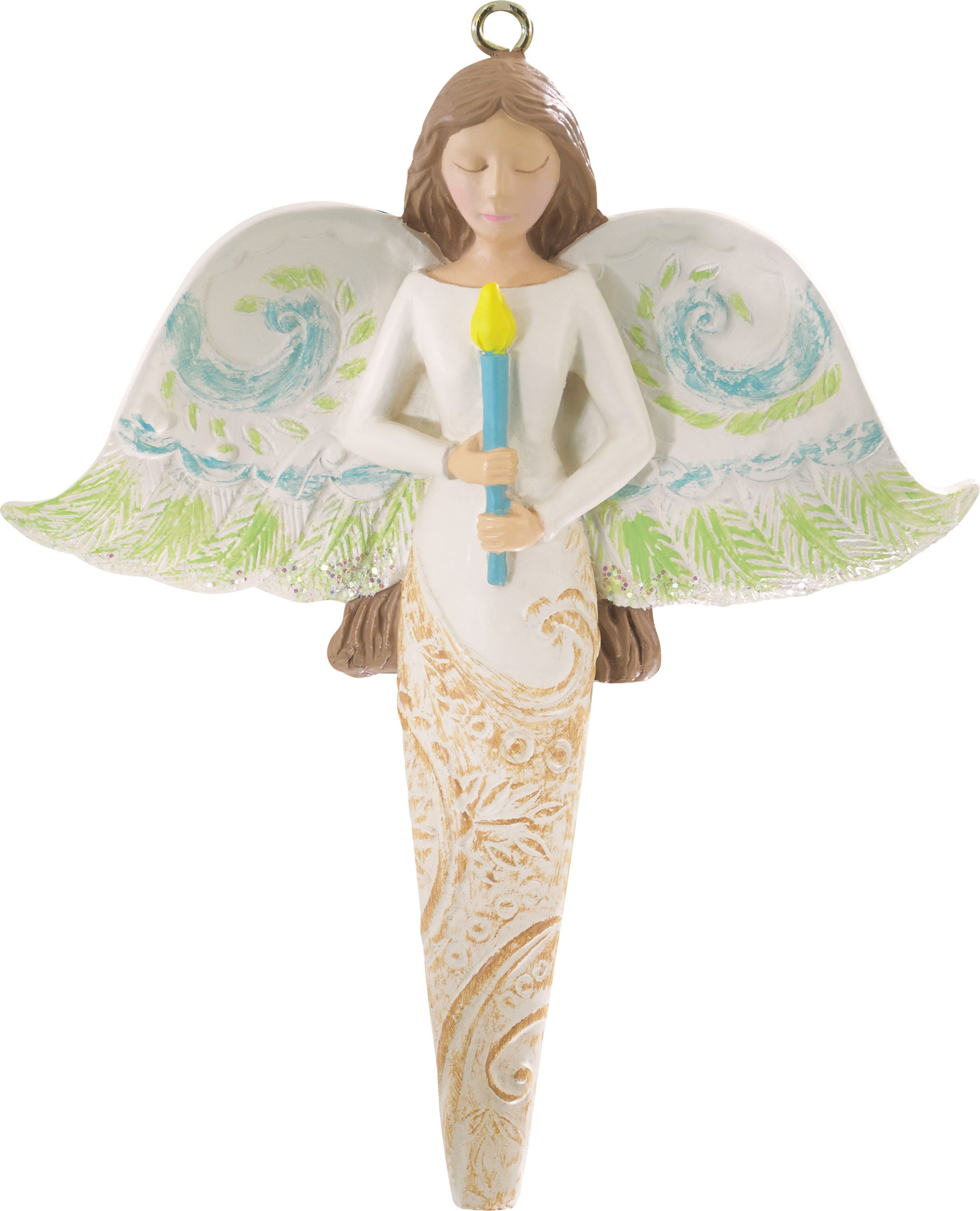 2015 angel christmas ornament carlton heirloom ornaments at hooked on ornaments