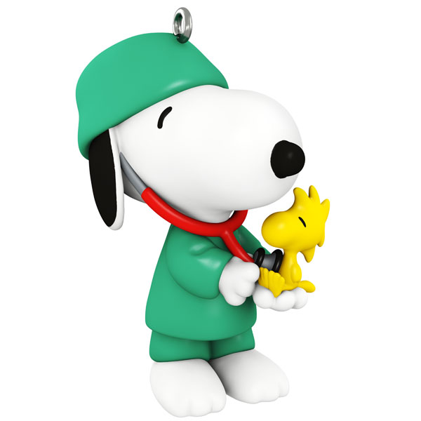 DOCTORS SNOOPY THANK YOU