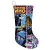 2019 Doctor Who Comic Strip Christmas Stocking