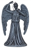 Dr Who, Weeping Angel Ornament by Adler