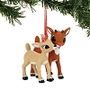 2019 Rudolph and Clarice - Dept 56 Ornament
