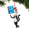 2019 Cat in the Hat - Dept 56 Ornament