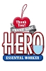 2020 THANK YOU Front Line HERO -by Kurt Adler -Avail AUG