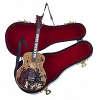 Grateful Dead Guitar With Case - Kurt Adler Ornament