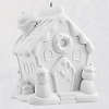2019 Paint Your Own Gingerbread House Kit