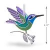 2018 Beauty of Birds Hummingbird Surprise - GREEN/BLUE