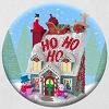 2018 Merriest House in Town Button