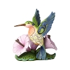 2019 Hummingbird Figurine - Jim Shore Heartwood Creek
