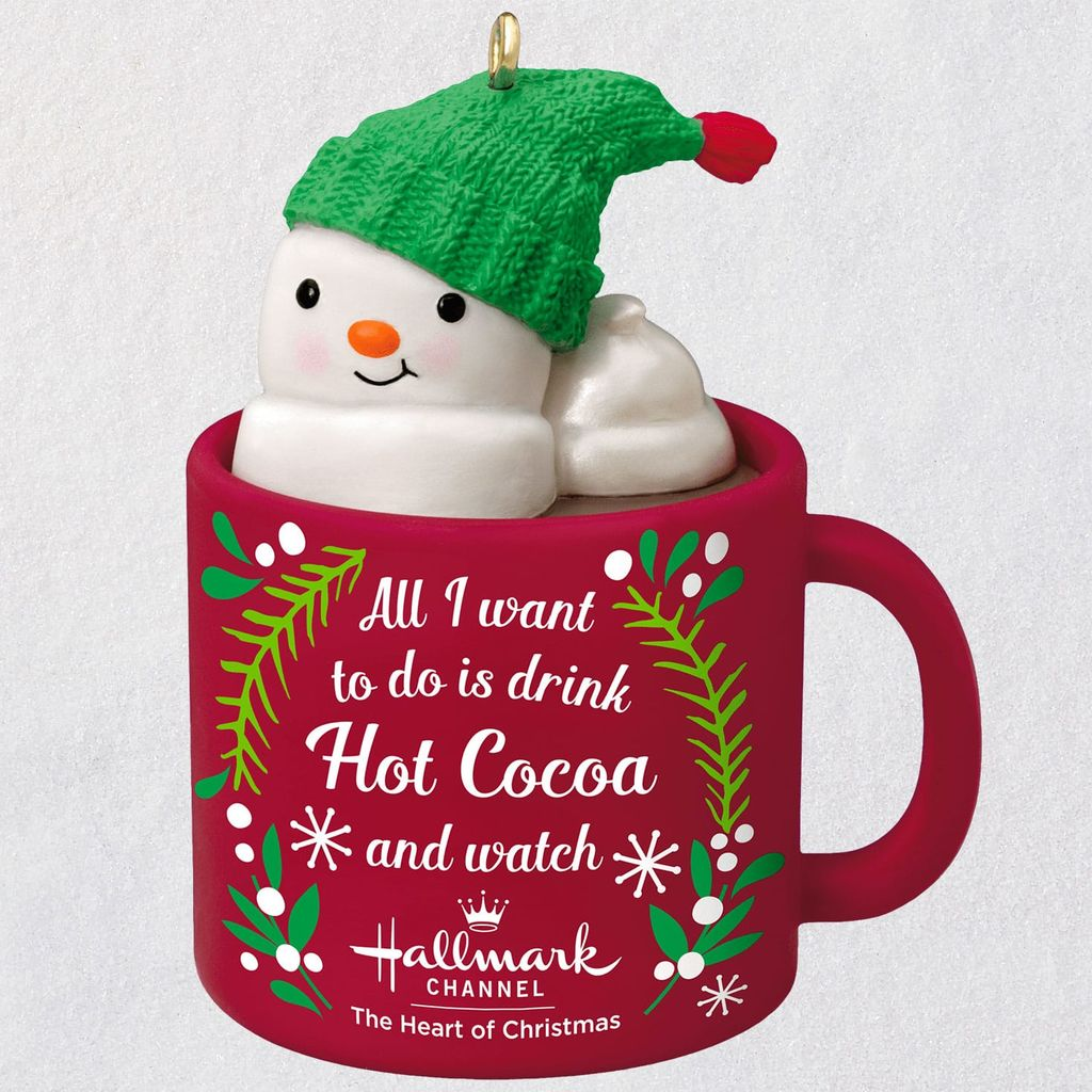 2019 I Love Hallmark Channel Hallmark Christmas Ornament