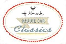 "BOX Hallmark Kiddie Car Classic Collection /""1950s Custom Convertible/"""
