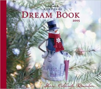 2006 Hallmark Dreambook