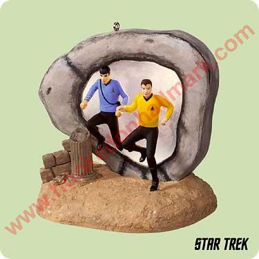 Hallmark Star Trek Ornaments at Hooked on Hallmark Ornaments