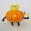 2011 Halloween - Pumpkin People - King