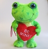 1 Hearts-A-Hoppin' Frog, Valentine Music & Motion Plush