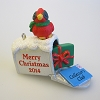 2014 Merry Mailbox, MINIATURE COLORWAY