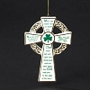 2019 Irish Blessing Cross