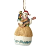 2019 Margaritaville Snowman - Jim Shore Heartwood Creek