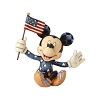 Patriotic Mickey Mouse Figurine - Jim Shore Disney Traditions