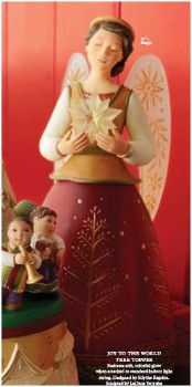 2007 Joy to the World Tree Topper - DB