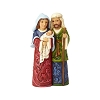 Holy Family Figurine - Jim Shore Heartwood Creek