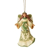 Irish Angel Ornament - Jim Shore