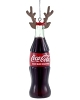 Coca Cola Bottle With Antlers - by Kurt Adler