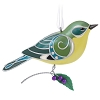 2020 Beauty of Birds LADY Black Throated Blue Warbler - LIMITED ED