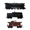 2020 Lionel 2201WS Fireball Express MINIATURE SET