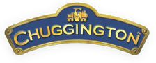 Chuggington Hallmark Keepsake Ornament
