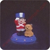 1982 Soldier Boy - Merry Miniature - Candle Holder Set of 7