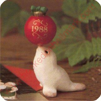1988 Seal Of Friendship - NB - Merry Miniature